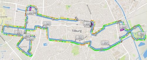 Tilburg Ten Miles 7 september 2014