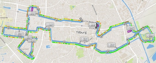 Tilburg Ten Miles 7 september 2014