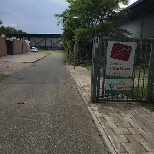 Atletiekbaan Utrecht Overvecht