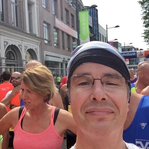 HM Roosendaal selfie