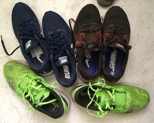 nieuwe schoenen 20-07-2018
